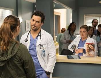Grey's Anatomy Tomber à pic