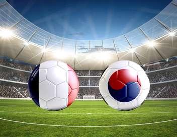 France - Corée du Sud Coupe du monde féminine