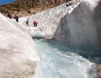 Objectif mont Blanc -  Sur les traces d'un géant