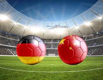 Allemagne - Chine Coupe du monde féminine