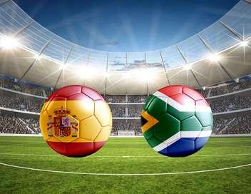Espagne - Afrique du Sud Coupe du monde féminine