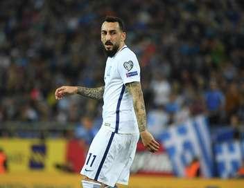 Grèce - Italie Éliminatoires de l'Euro 2020