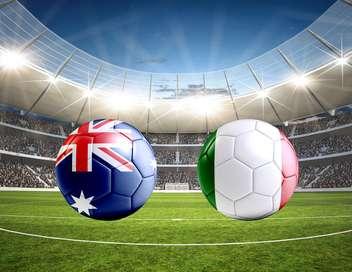 Australie - Italie Coupe du monde féminine