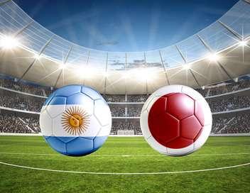 Argentine - Japon Coupe du monde féminine