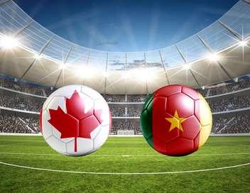Canada - Cameroun Coupe du monde féminine