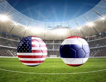 États-Unis - Thaïlande Coupe du monde féminine