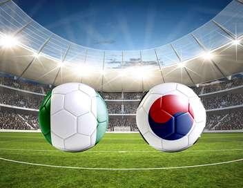 Nigeria - Corée du Sud Coupe du monde féminine