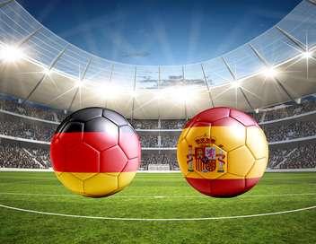 Allemagne - Espagne Coupe du monde féminine