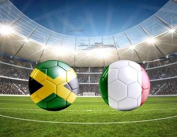 Jamaïque - Italie Coupe du monde féminine