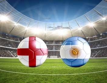 Angleterre - Argentine Coupe du monde féminine