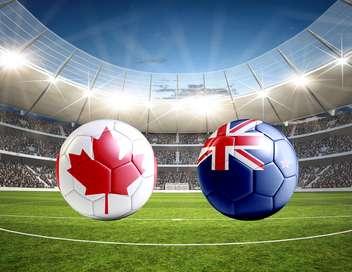Canada - Nouvelle-Zélande Coupe du monde féminine
