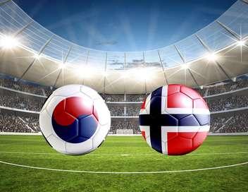 Corée du Sud - Norvège Coupe du monde féminine