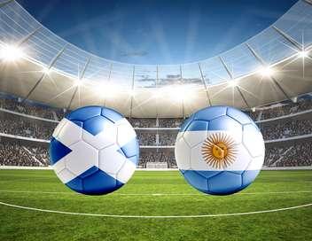 Écosse - Argentine Coupe du monde féminine