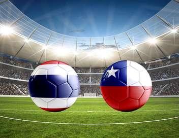 Thaïlande - Chili Coupe du monde féminine