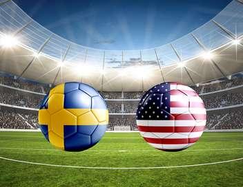 Suède - États-Unis Coupe du monde féminine