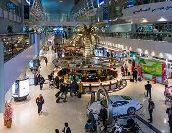 66 minutes : grand format Dubaï : l'aéroport de la démesure
