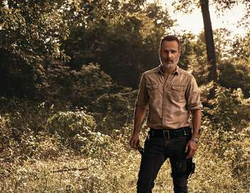 The Walking Dead Le calme avant