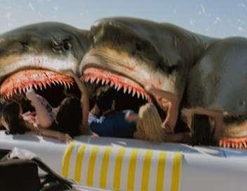 L'attaque du requin à 5 têtes