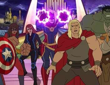 Avengers : Secret Wars Les vaisseaux de pierre