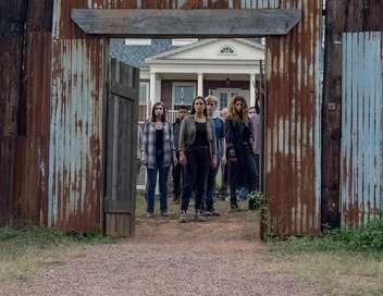 The Walking Dead Avertissements