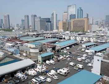 Tokyo, il était une fois le marché aux poissons