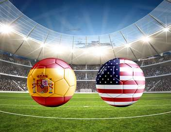 Espagne - États-Unis Coupe du monde féminine