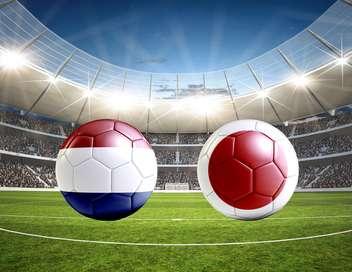 Pays-Bas - Japon Coupe du monde féminine