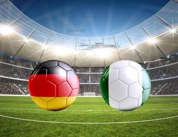 Allemagne - Nigeria Coupe du monde féminine