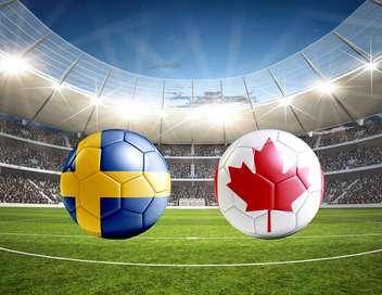 Suède - Canada Coupe du monde féminine