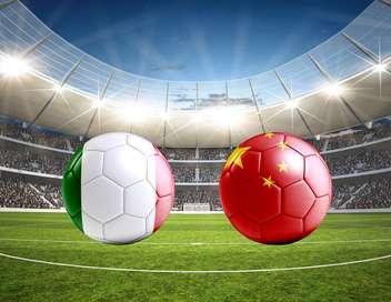 Italie - Chine Coupe du monde féminine