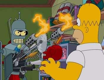 Les Simpson Simpsorama