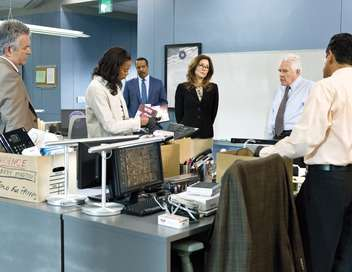 Major Crimes La remplaçante