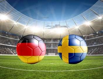 Allemagne - Suède Coupe du monde féminine