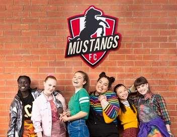 Mustangs FC Deux invitées en régionale