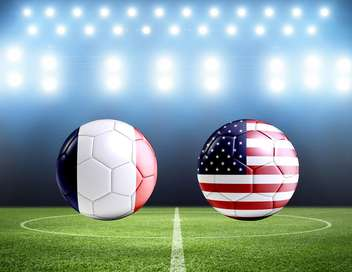 France - États-Unis Coupe du monde féminine