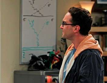 The Big Bang Theory La transformation du loup-garou