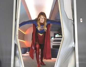 Supergirl Période d'essais