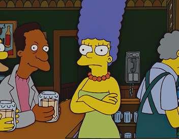 Les Simpson Maman de bar