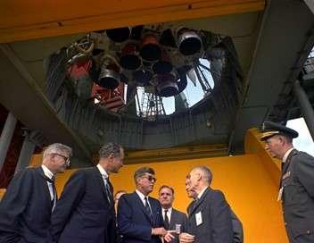 La conquête de la Lune : toute l'histoire 1957-1963 : la course est lancée