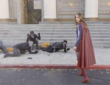 Supergirl La véritable histoire de J'onn J'onzz