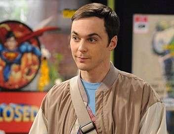 The Big Bang Theory Le contrat d'amitié