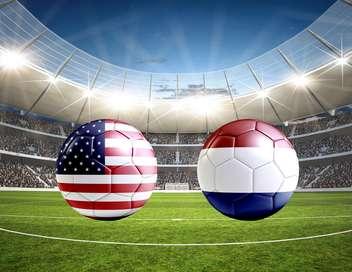 États-Unis - Pays-Bas Coupe du monde féminine