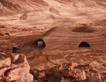 Amérique, terre de conquête spatiale Mars