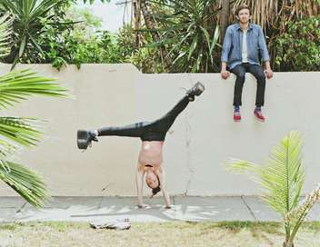 Introducing : Sylvan Esso in concert