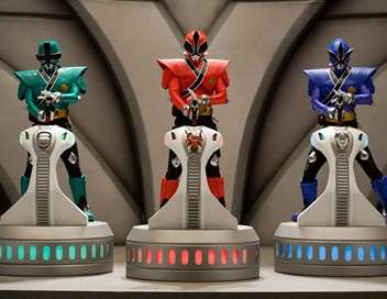Power Rangers : Samurai L'union fait la force