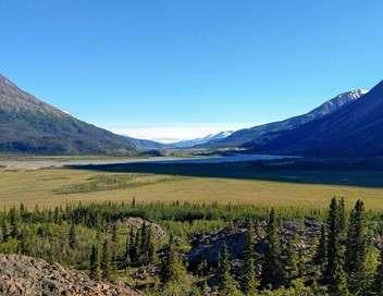 Les parcs nationaux canadiens