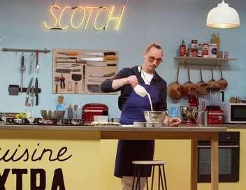 Scotch, cuisine extraforte Menu brunch crunch punch
