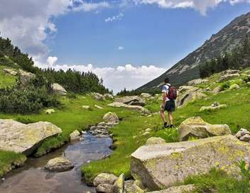 Les montagnes bulgares Le Grand Balkan