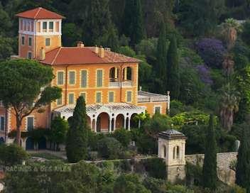 Des racines et des ailes Jardins d'exception depuis la villa Ephrussi de Rothschild