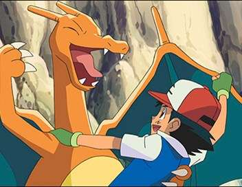 Pokémon : Faites équipe avec Dracaufeu